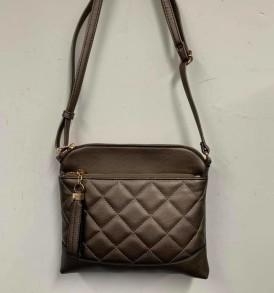 Bronze tassell purse
