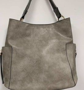 Gray carryall