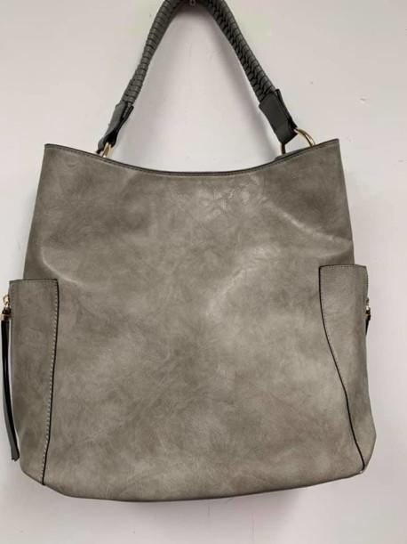 Gray carryall
