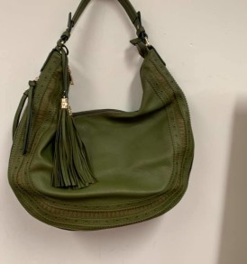 Olive green carryall